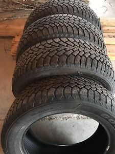 GOODYEAR NORDIC WINTER TIRES - 245/55R19
