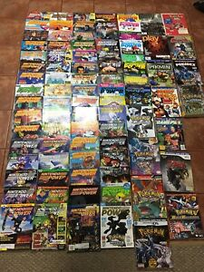 Game guides and Nintendo power