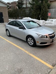 2012 Chevrolet Cruze*CERTIFIED* + NEW FRONT BRAKES & 4 NEW TIRES