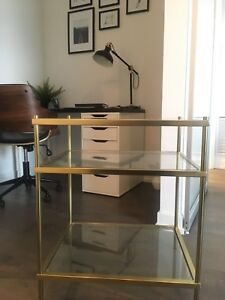 Amazing Halow Structure nightstand/Bedside table