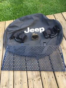 7 Jeep Accessories  must have Fits All JK 2007-2017