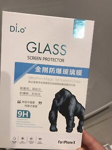 iPhone X Glass screen protector Magill Campbelltown Area Preview