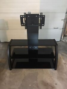 Floating wall mount TV stand - Wall mount INCLUDED