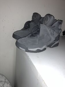 Cool grey Jordan 8s