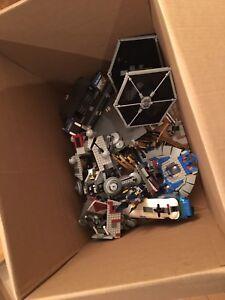 Gros lot de lego surtout star wars/city