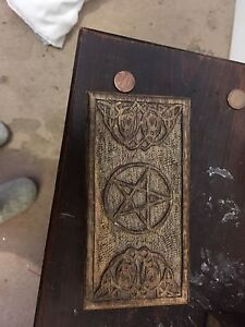 Witchcraft tools and Tarot Card Collection