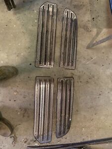 4th gen half ton dodge grille insets
