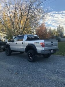 Lifted 2011 f150