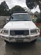 Toyota landcruiser 100 series petrol GXL Park Orchards Manningham Area Preview