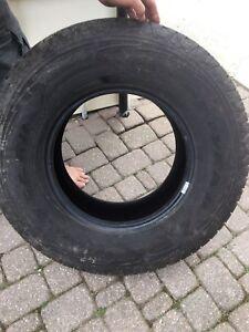 16 inch good year mud / snow tires