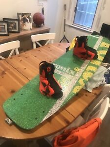 Ronix Limited Edition Wakeboard