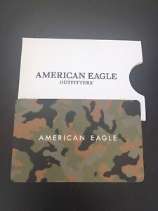 American Eagle Gift Card / Carte Cadeau 27.56$ Value