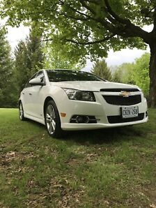 2012 Chevy Cruze LTZ RS