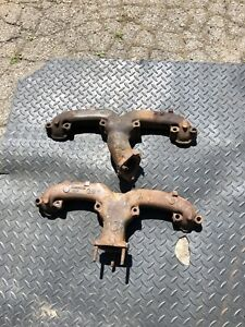 Gm exhaust manifolds