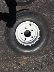 """570-8"""" used trailer tire"""