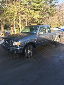 Parting out 2007 ford ranger 3.0 v6 auto 2wd