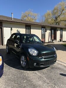 Mini Cooper S countryman AWD