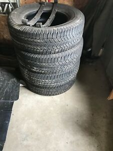 E rated 265/70 R18