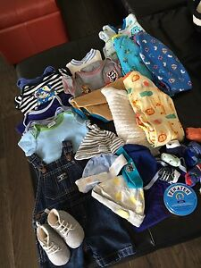 Boy clothes 6-12months