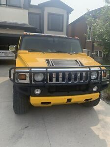 2003 HUMMER H2 ! Price reduced