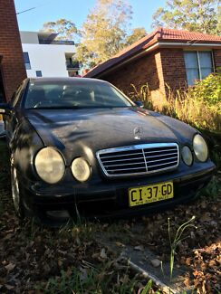 WRECKING MERCEDES-BENZ CLK320 1999 ELEGANCE Lane Cove North Lane Cove Area Preview