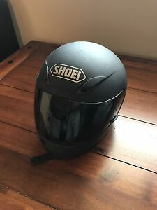 Shoei RF-1000 matte black Large