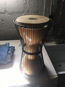 Latin percussion talking drum