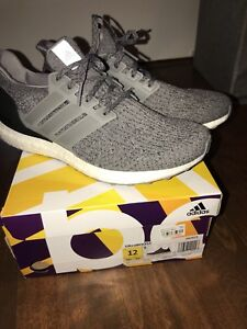 Adidas Ultra Boost 3.0 brand new in box mens 12 US