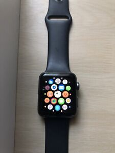 Apple Watch 3 GPS LTE Cellular 42mm with box, wireless charger