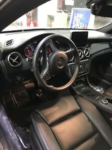 CLA 250 AMG sports package