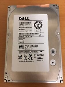 Dell Certified SAS Server Hard drives  HDD- Seagate + Hitachi