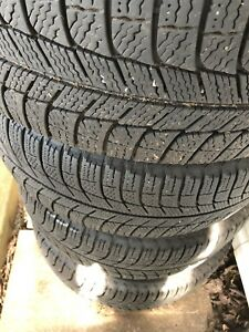 Michelin x-ice 205-55-16