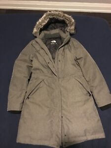 North Face Women's Arctic Down Parka