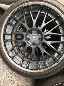 DPE S20 20 X 10 Wheels with Hankook Tires