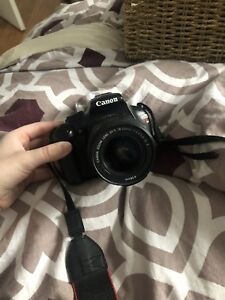 Canon rebel  want gone asap