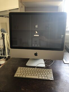 iMac 20inch Desktop Computer