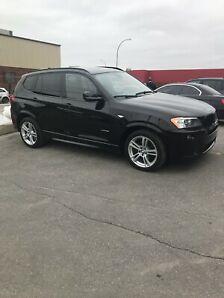 A BMW X3 M-PACKAGE