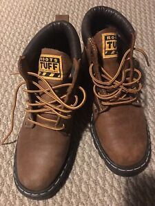 Men's shoes and boots.