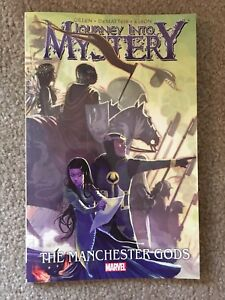 Journey into Mystery - Vol 4 - The Manchester Gods