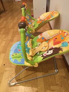 2 x FISHER PRICE BOUNCERS Prestons Liverpool Area Preview
