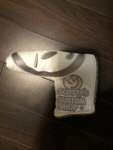 Scotty Cameron custom shop headcover