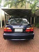 2000 Honda Civic GLi Tanunda Barossa Area Preview