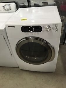 Samsung front load dryer 1 year old