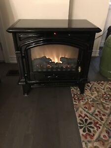 Georgetown electric fireplace