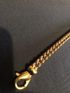 Brand new 10k Gold Franco Bracelet!