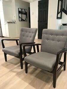 New mid century modern chairs for sale