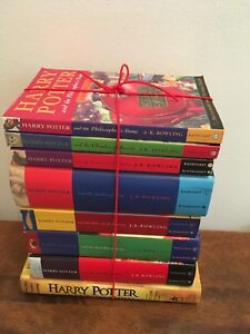 Harry Potter Books 1-8 ( PERFECT for GIFT)