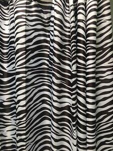 Zebra theme bathroom accessories