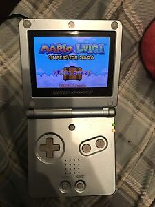 GAME BOY ADVANCE SP