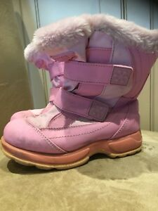 Girl's size 12 cougar winter boot